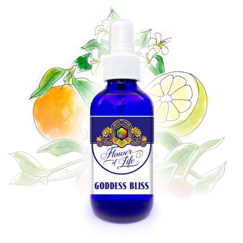 Goddess Bliss Spray